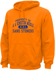 A A Kingston Middle School  Hoodies