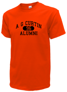 A G Curtin Middle School  T-Shirts