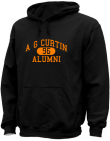 A G Curtin Middle School  Hoodies