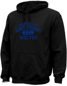 Agnes Stewart Middle School  Hoodies
