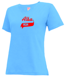 Alba Elementary School  V-neck Shirts