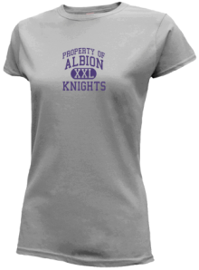 Albion Middle School  Slimfit T-Shirts