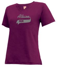 Albion Middle School  V-neck Shirts