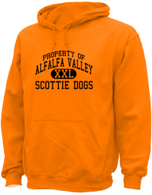 Alfalfa Valley Elementary School  Hoodies