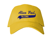 Alice Vail Middle School  Baseball Caps