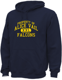 Alice Vail Middle School  Hoodies