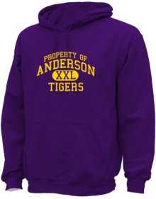 Anderson Middle School  Hoodies