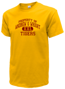 Andrew G Wright Middle School  T-Shirts