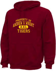 Andrew G Wright Middle School  Hoodies