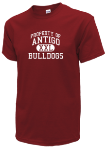 Antigo Middle School  T-Shirts