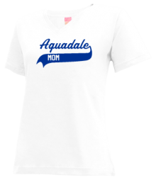 Aquadale Elementary School  V-neck Shirts