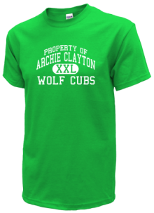 Archie Clayton Middle School  T-Shirts