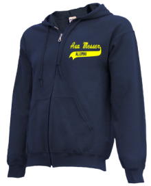 Asa Messer Elementary School  Zip-up Hoodies
