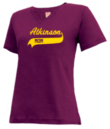 Atkinson Elementary School  V-neck Shirts