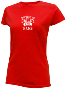 Bailey Junior High School Slimfit T-Shirts