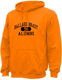 Ballard Brady Middle School  Hoodies