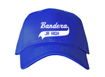 Bandera Middle School  Baseball Caps