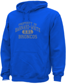 Barnard-White Middle School  Hoodies