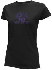 Barton Junior High School Slimfit T-Shirts
