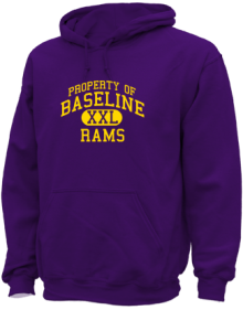 Baseline Middle School  Hoodies