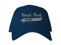 Beach Park School  Baseball Caps