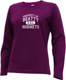 Beatty Elementary & Middle School  Long Sleeve Shirts