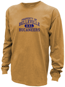 Belleville Middle School  Pigment Dyed Shirts