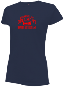 Bellmont Middle School  Slimfit T-Shirts