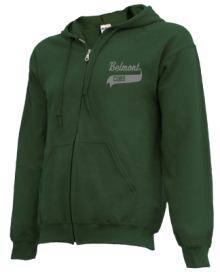 Belmont Elementary School  Zip-up Hoodies
