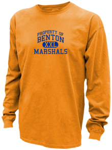 Benton Middle School  Pigment Dyed Shirts