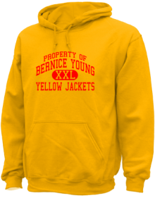 Bernice Young Elementary School  Hoodies