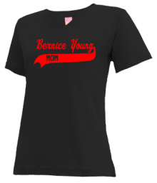 Bernice Young Elementary School  V-neck Shirts