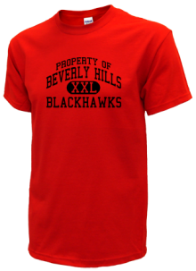 Beverly Hills Middle School  T-Shirts