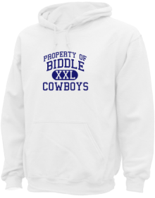 Biddle Elementary School  Hoodies