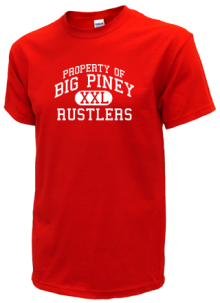 Big Piney Middle School  T-Shirts