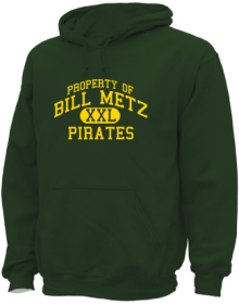 Bill Metz Elementary School  Hoodies