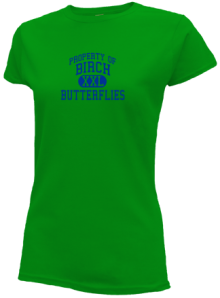 Birch Primary School  Slimfit T-Shirts