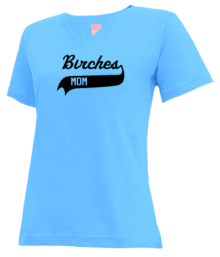 Birches Elementary School  V-neck Shirts