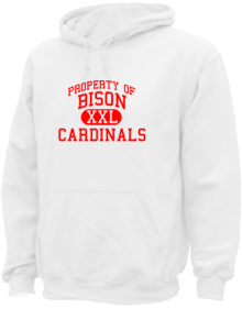 Bison Elementary School  Hoodies