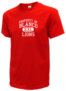 Blanco Elementary School  T-Shirts