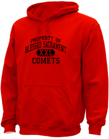 Blessed Sacrament School  Hoodies