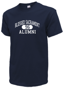 Blessed Sacrament School  T-Shirts