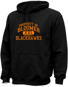 Bloomer Middle School  Hoodies