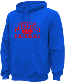 Bluefield Middle School  Hoodies