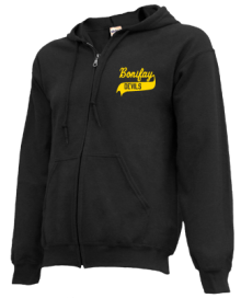 Bonifay Middle School  Zip-up Hoodies