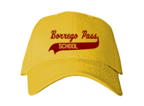 Borrego Pass School  Baseball Caps