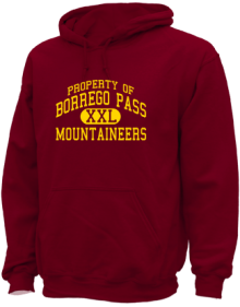 Borrego Pass School  Hoodies