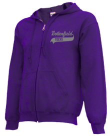 Bottenfield Middle School  Zip-up Hoodies