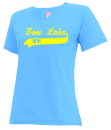 Bow Lake Elementary School  V-neck Shirts