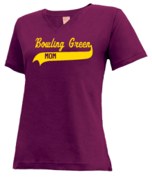 Bowling Green Junior High School V-neck Shirts